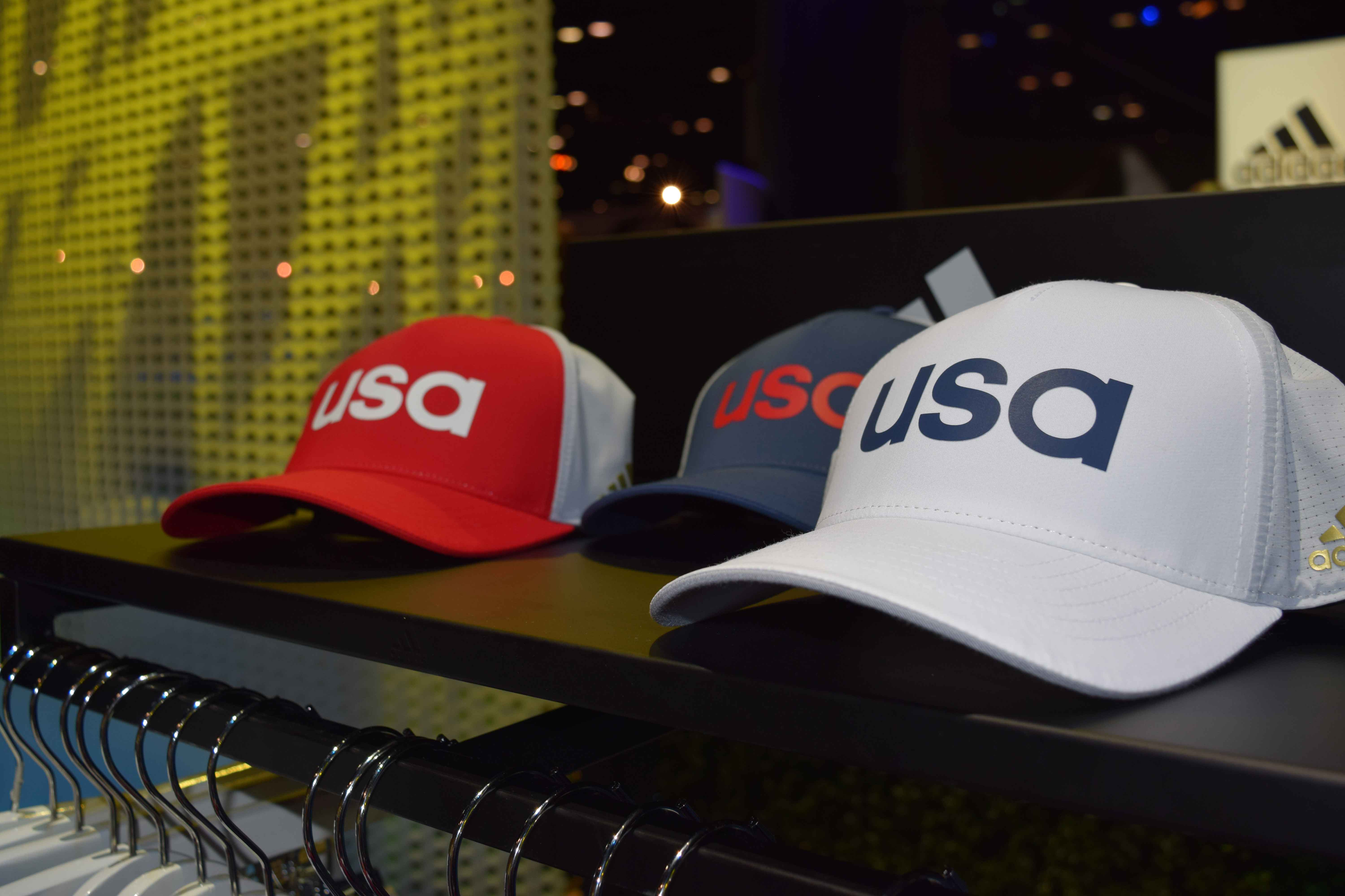 new product 380ae 1d4a9 U.S. Olympic Golf Team Hats